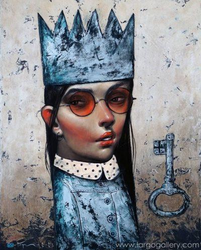 Спасение има: самостоятелна изложба – живопис на Николай Ангелов – Гари