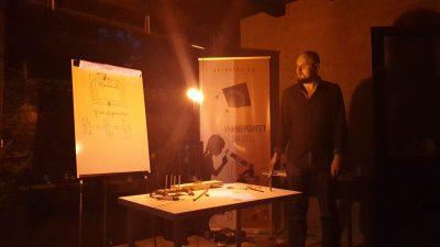Теодосий Теодосиев открива в София първия интерактивен музей лаборатория в България