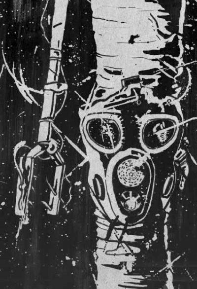 """Откъс от """"До последен зъб"""" на Тео Чепилов (с въздействащите илюстрации на Краля на мрака – художника Стефан Стоев)"""