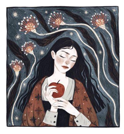 Разгръщаме новото издание на Приказки от Братя Грим (с приказното художествено оформление на Мира Мирославова и Кирил Златков)