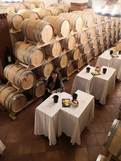 Галина Нифору: Виното  е мост, който свързва народите
