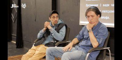"""Мирослав Христов и Ованес Торосян: """"Пустония"""" е поглед в бъдещето. И експеримент в настоящето на театралната ни сцена"""