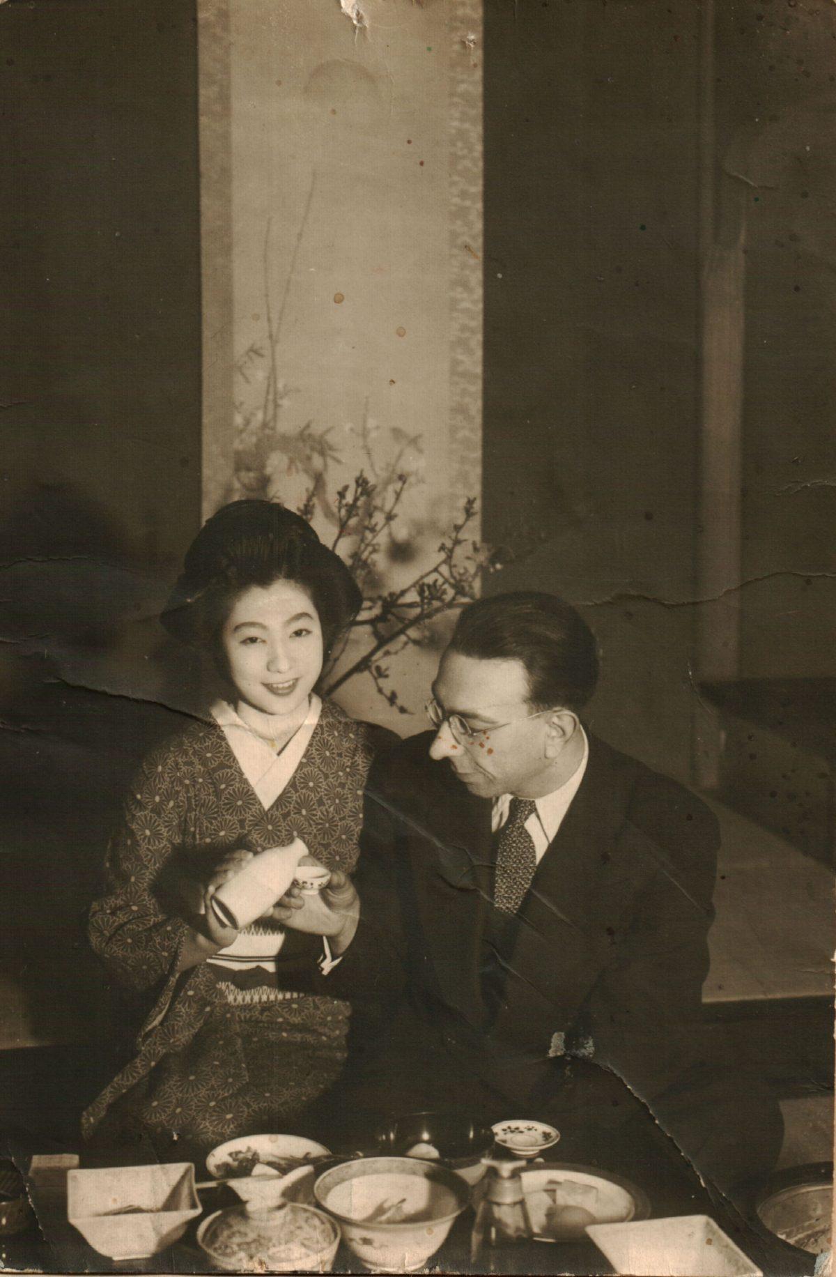 Светослав Минков в Япония