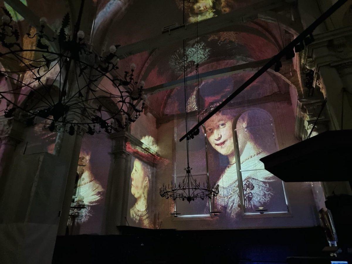 Винсент среща Рембранд: Неразказаната история