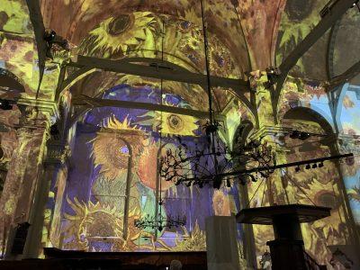 """Зад завесата на """"Винсент среща Рембранд"""" – с MP-Studio (видео)"""