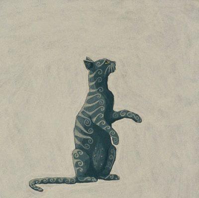 """Две """"котешки"""" стихотворения от Йоргис Павлопулос и Никос Диму"""