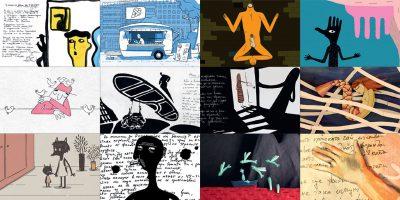 Радваме се на Щрих и Стих: 12 късометражни анимационни филмa по стихове на български автори